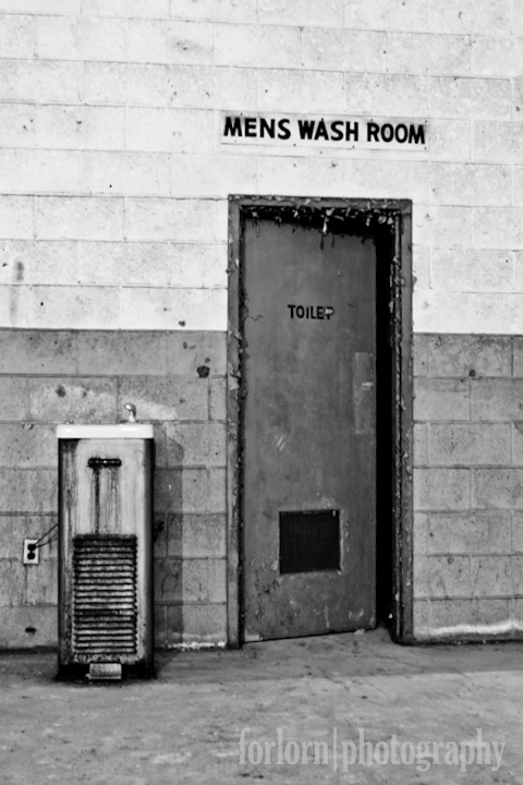 Mens Wash Room