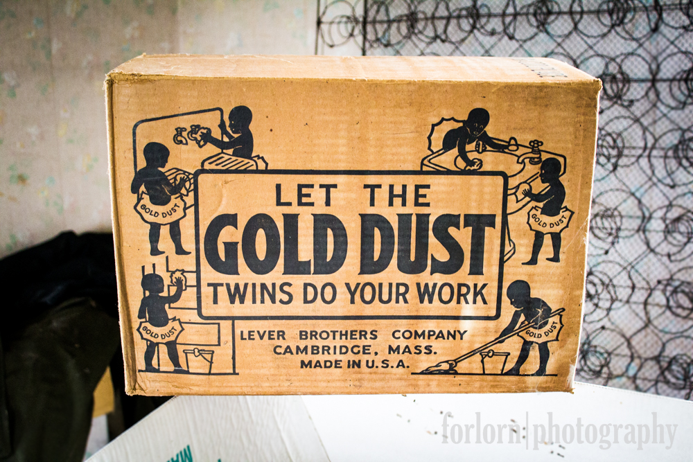 Gold Dust Twins