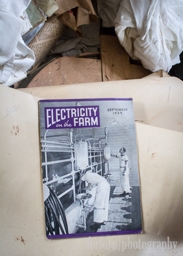 Electricity on the Farm