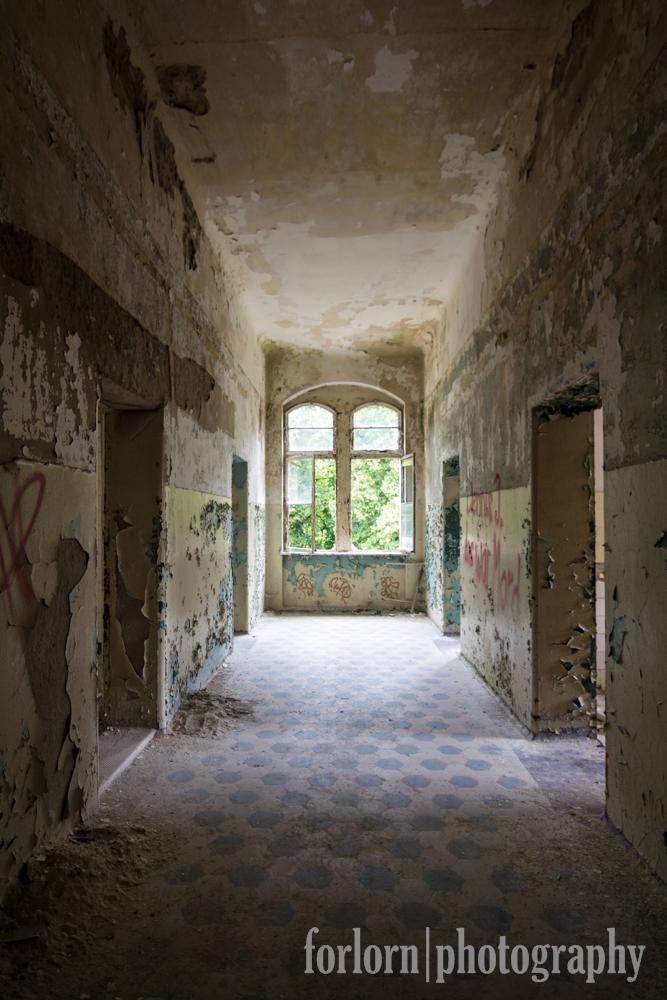 Women's Sanatorium.  Camera: Canon Rebel T3i