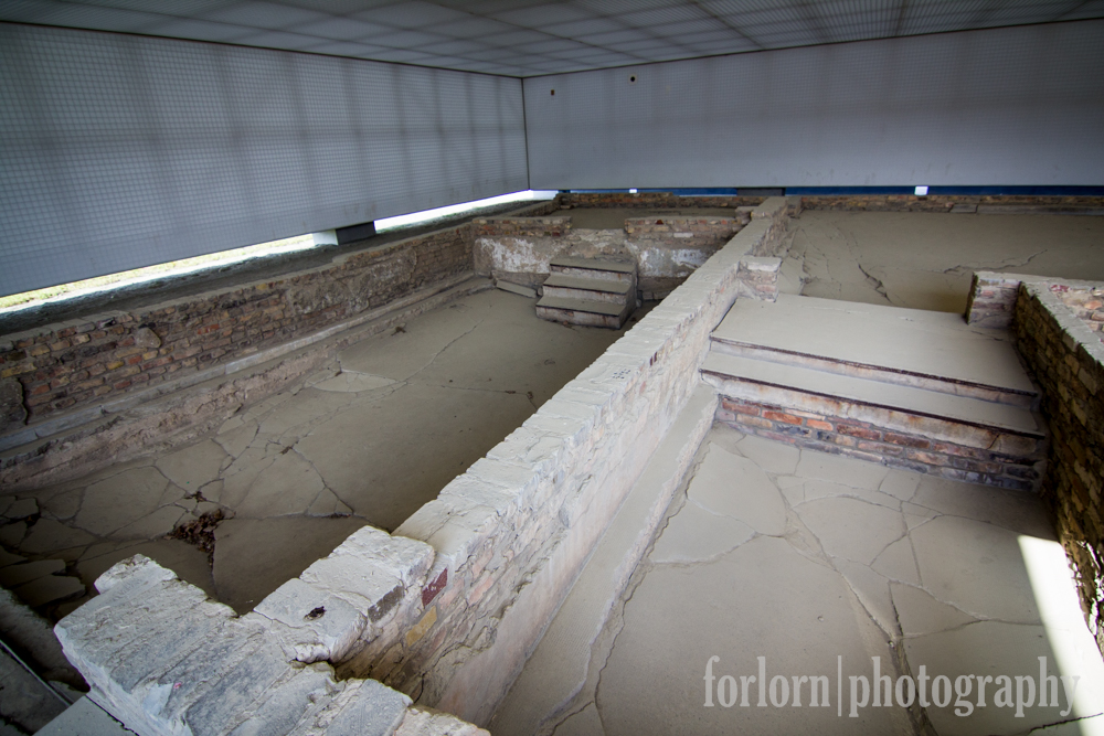 Crematorium Ruins